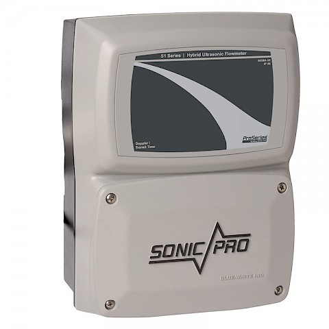 Sonic Pro S1 Clamp On Ultra Sonic Flow Meter