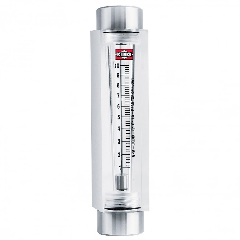 King Instruments 7510 and 7511 Series Rotameter