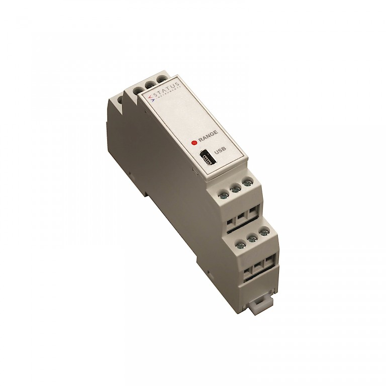 Status SEM1600T Temperature Signal Conditioner