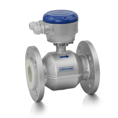 Krohne Electromagnetic Flow Meter Optiflux 2000