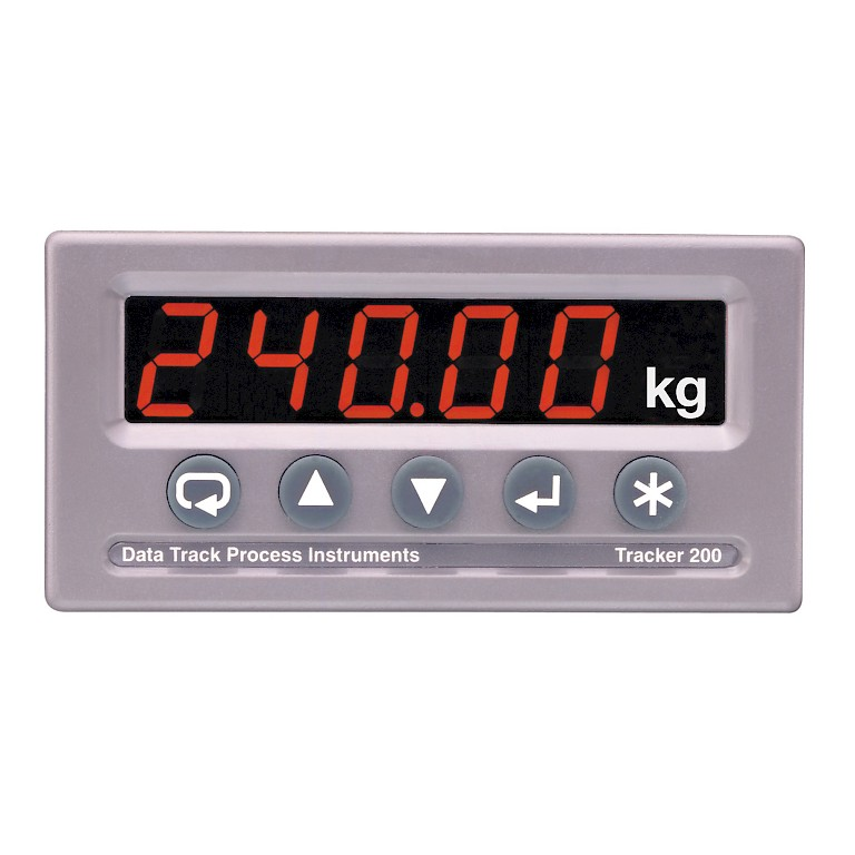 Data Track T240 Load Cell Panel Meter